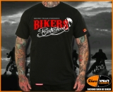 Motorkárske tričko Bikers Brotherhood