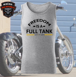 Tielko Freedom is a full tank